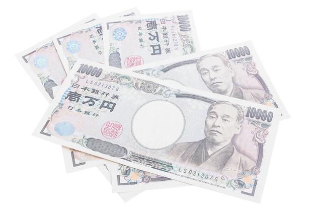 Billets de banque du yen japonais