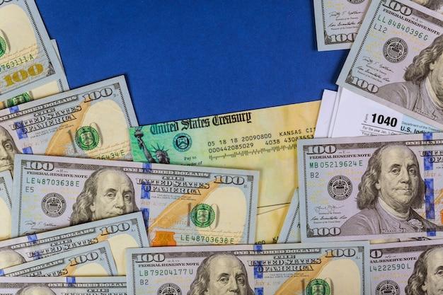 Billets et documents en dollars américains
