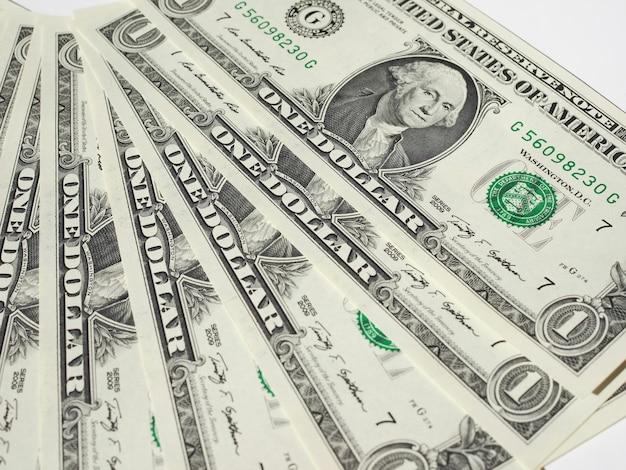 Billets d'un dollar 1 dollar