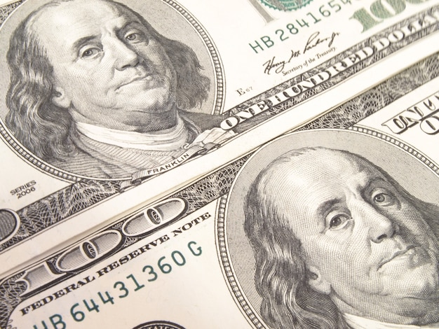 Billets de dollars américains