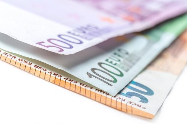 Billets de l'union européenne