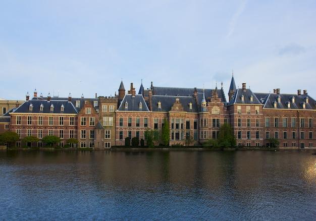 Binnenhof (parlement néerlandais), la haye (den haag), pays-bas