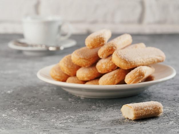 Biscuit biscuit savoyard ladyfinger
