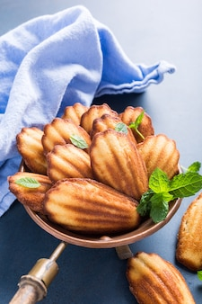 Biscuits anis maison madeleine