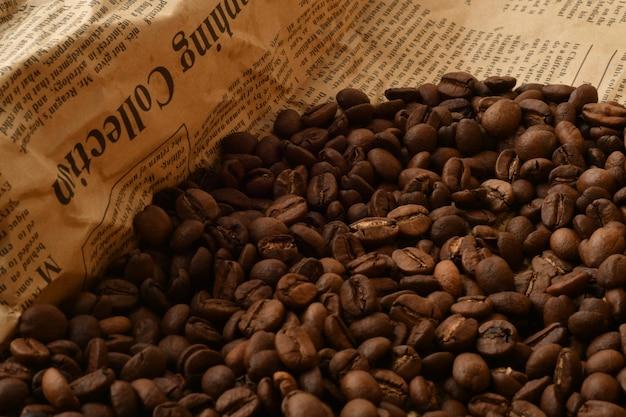 Biscuits au café noir et aux pépites de chocolat