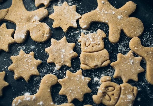 Biscuits au gingembre