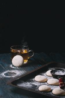 Biscuits aux amandes maison