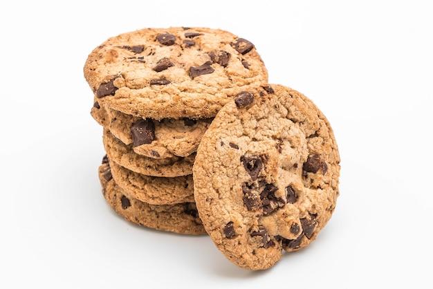 Biscuits aux pépites de chocolat noir