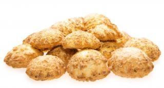 Biscuits beaucoup de sucre