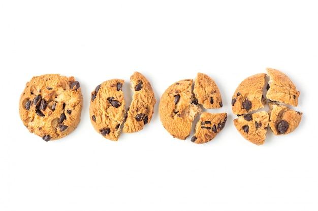 Biscuits cassés faits maison