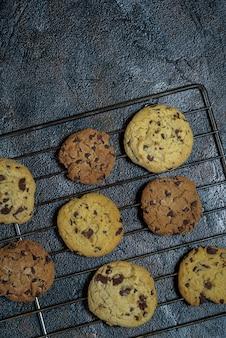 Biscuits fraîchement préparés
