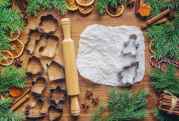 Biscuits de noël faits maison