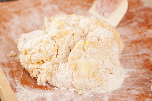 Biscuits pâte fraîche