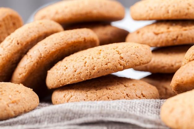 Biscuits poreux