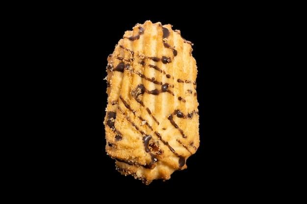 Biscuits sablés isolés o