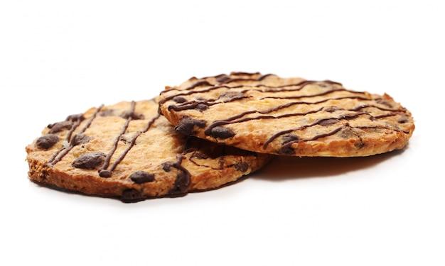 Biscuits savoureux au chocolat