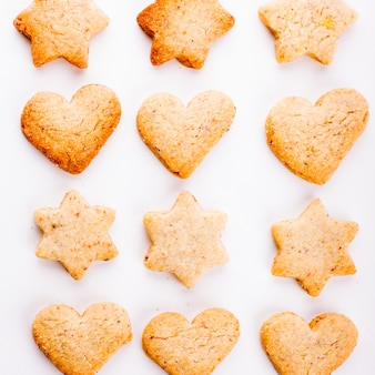 Biscuits de vacances