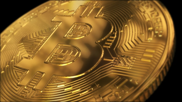 Bitcoin coin wallpaper