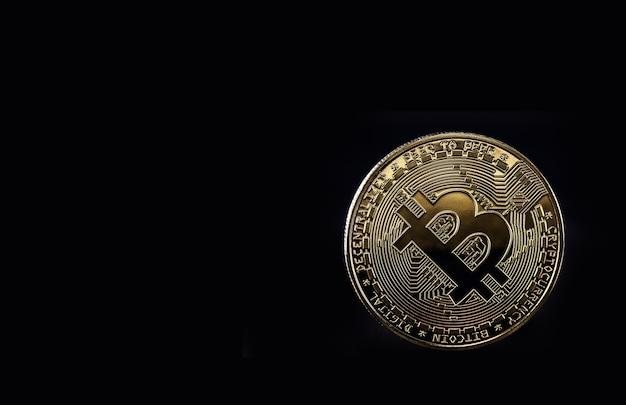 Bitcoin, crypto-monnaie décentralisée, étant une monnaie électronique pour les transactions point à point