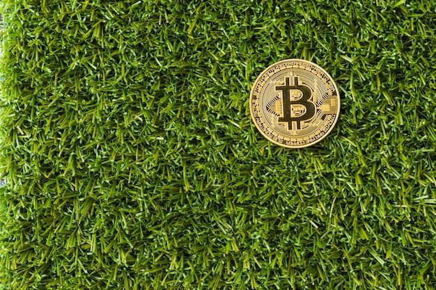 Bitcoin cryptocurrency numérique bit btc business concept