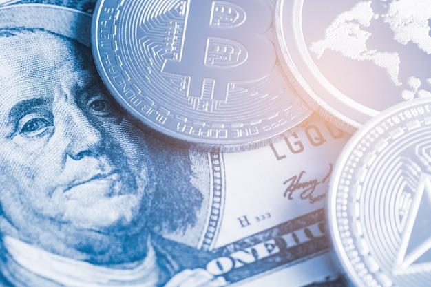 Bitcoin est un moyen de paiement moderne dans l'économie mondiale