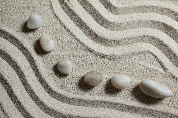 Blanc caillou pierre