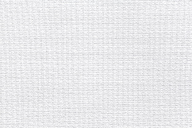 Blanc texture de tissu