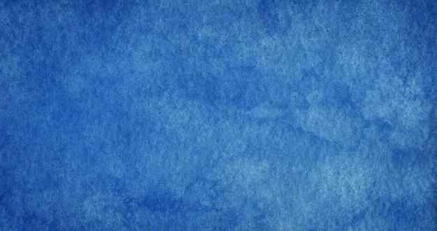 Bleu azur turquoise abstrait aquarelle pour les arrière-plans de textures et la conception de bannières web