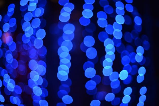 Bleu brillant avec texture
