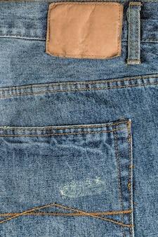 Bleu jeans texture pour tout fond