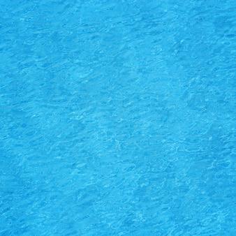Bleu ondulé fond de l'eau