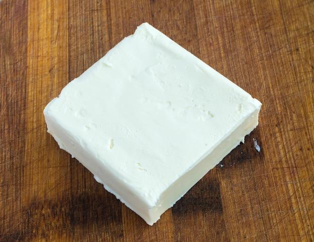 Bloc carré de beurre