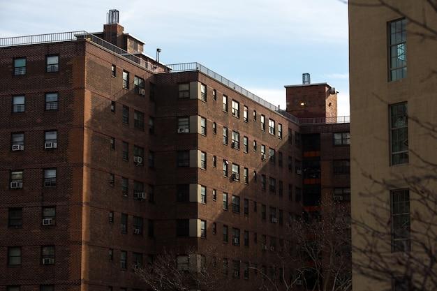Blocs d'appartements