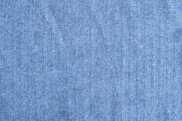 Blue denim texture fond