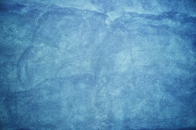 Blue wall ciments & textures