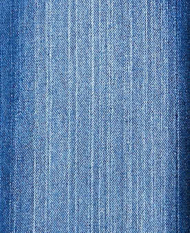 Bluejeans a une texture spécifique