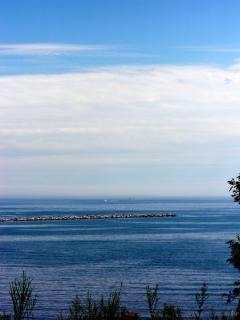 Bluffs milwaukee, la nature, le lac