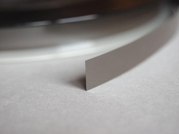 Bobine de bande magnétique