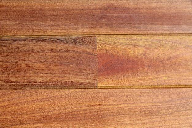 Bois tropical de pont de decking de bois d'ipé