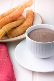 Boisson au chocolat