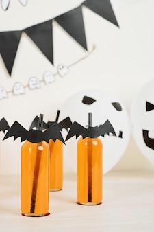 Boissons gazeuses d'halloween