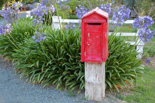 Boîte aux lettres néo-zélandaise