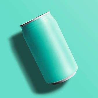 Boîte blanche de qualité premium minimale