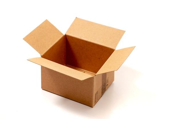 Boîte en carton classique