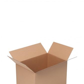Boîte en carton