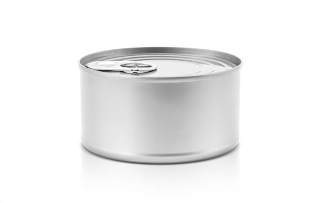Boîte de conserve pour conserver le produit alimentaire