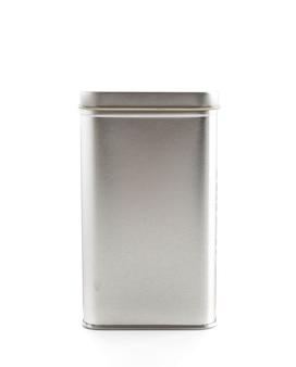 Boîte en métal
