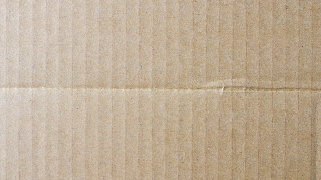 Boîte de papier brun texture fond