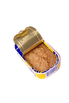Boîte de thon