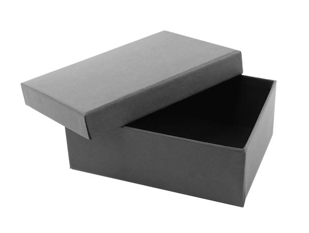 Boîte vide noire